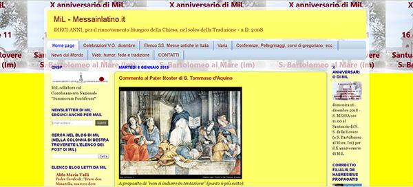 Un témoignage concret qui vaut le détour : merci à Paix Liturgique ! 20190108152404_blog_messainlatino.it